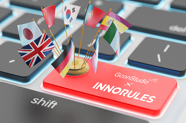 INNORULES accelerates global business by building multilingual data